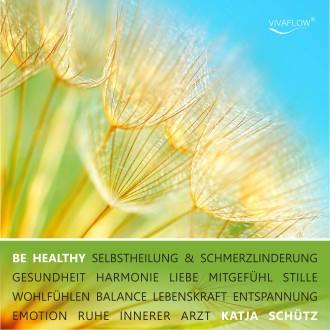 BE HEALTHY - Schmerzlinderung