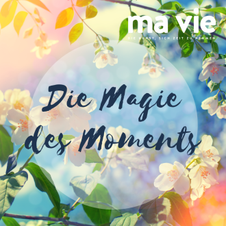 Cover Magie des Moments