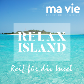 Coverentwurf Relax island final