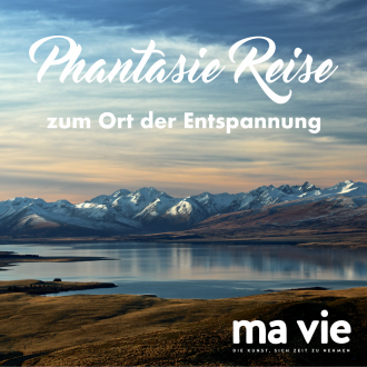 Cover Reise Ort der Entspannung
