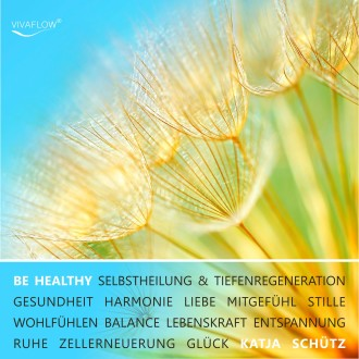 BE HEALTHY - Tiefenregeneration