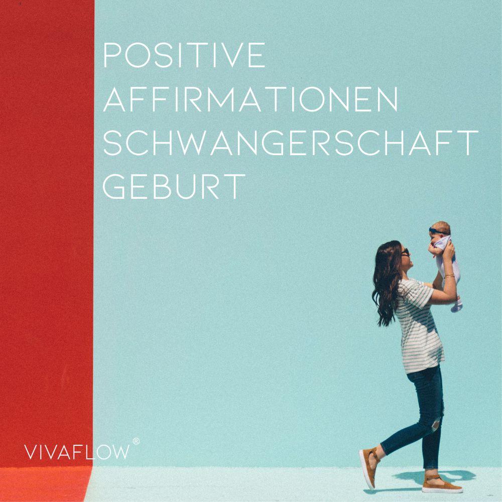 Vivaflow   Positive Affirmationen für Schwangerschaft & Geburt MP20